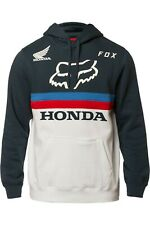 FOX 2020 Men's Adult Honda Pullover Hoodie Navy/White L 23045-045 casual