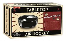 Lagoon Games Table Top Air Hockey Battery Powered Puck Family Kid Fun Games Gift