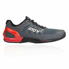 Inov8 Mens F-Lite 290 Training Gym Fitness Shoes Trainers Sneakers Grey Red