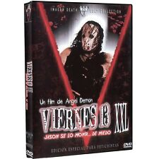 DVD VIERNES 13 XXL Jason se lo monta de Miedo