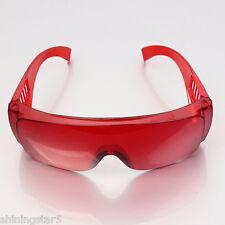 Dental Whitening LED Curing Light Protective Safety Eye Goggles Glasses Eyewear