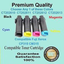 Any 1 CP315 CM315 Toner Compatible for Fuji Xerox DPCP315 DPCM315 CP315DW CM315Z
