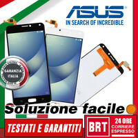 DISPLAY LCD+TOUCH SCREEN ORIGINALE PER ASUS ZENFONE 4 MAX ZC554KL X00ID X00IS!!!