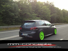 Led Rückleuchten für VW Golf 6 VI Led Rückleuchten R R20 GTI GTD ROT-SMOKE
