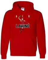 "Zach Lavine Chicago Bulls ""Air Pic"" HOODED SWEATSHIRT"