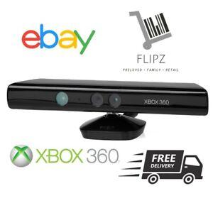Xbox 360 Kinect Official Microsoft Motion Sensor Camera Model 1414 Free P&P
