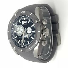 MomoDesign Chronograph Watch Diver Master City Grey 46 mm Sapphire Glass