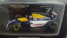 Minichamps 1:43 Williams FW15C Alain Prost 1993 World Champion edition