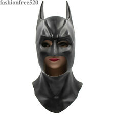 Masks For Batman Full Face Halloween Mask Realistic Latex Party Mask Caretas