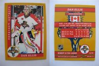 2015 SCA Dan Ellis Florida Panthers goalie never issued produced #d/10