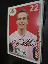 62134 Rouven Sattelmaier EX FC Bayern München original signierte Autogrammkarte
