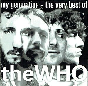 (CD) The Who - My Generation - The Very Best Of - Pictures Of Lily, Happy Jack