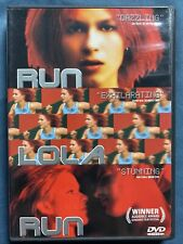 Run Lola Run (Dvd, 1999, Original in German, Subtitles in English) B2G1Free