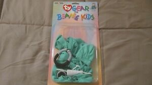 TY gear for beanie kids DOCTOR new in package
