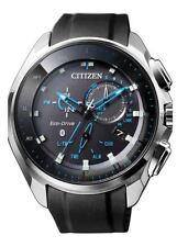 Relojes de pulsera Citizen de alarma acero inoxidable