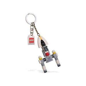 LEGO® Bag Charm Schlüsselanhänger Y-Wing Fighter NEU ungeöff. RARITÄT 4520680