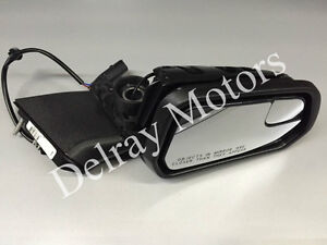 RIGHT PASSENGER SIDE OUTSIDE REARVIEW MIRROR 2015 FORD MUSTANG OEM BRAND NEW!