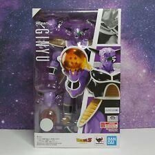 Bandai S.H.Figuarts Dragon Ball Z - Ginyu Figure - Tamashii Nations - used