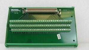 National Instruments NI TBX-96 Screw Terminal Connector Block DIN-Rail Mount