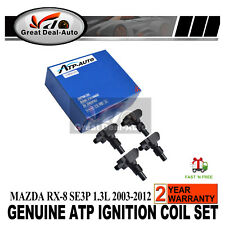 RX-8 RX8 Mazda Ignition Coil Pack SET 3P 1.3L ROTARY 13B 2003 to 2012