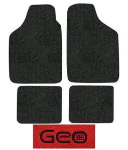 1989-1997 Geo Tracker Floor Mats - 4pc - Cutpile