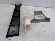 96-99 Mercedes Benz E320 Left Driver Inner Center Pillar Trim Cover  Upper Lower