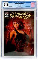 AMAZING SPIDER-MAN #30 CGC 9.8 NM/MT Maer Variant ComicXposure Edition LGY #831