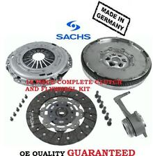 FOR SEAT TOLEDO 2.0 2004-2009 FLYWHEEL + CLUTCH KIT + CONCENTRIC SLAVE CYLINDER