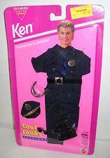 #2024 RARE NRFC Cool Looks Ken (Barbie) Police Officer Uniform Fashion