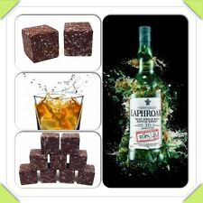 Christmas Whisky Ice Stones Drinks Cooler Cubes Whiskey Scotch Rocks Granite