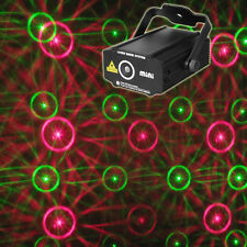 Mini RG Sunflower Laser Stage Lighting Projector DJ Family Party show Light P211