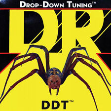 DR DDT-10/52 Electric Guitar Strings drop down tuning medium 10-52