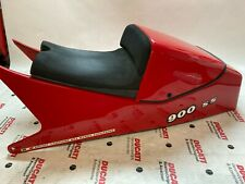 Seat Unit Rear Used Original Ducati For ss 900 Light Panel Perfect