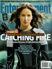 Entertainment Weekly 10/13,Jennifer Lawrence,Cover 1 of 4,October 2013,NEW