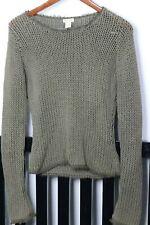 New Scotland Open Knit Long Sleeve