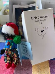 """DEB CANHAM Artist Designs CHRISTMAS 2003, Holiday Collection 3.5"""""""