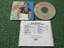 Latin Salsa CHEO FELICIANO ** La Vida ** VERY SCARCE 1984 ORIGINAL CD