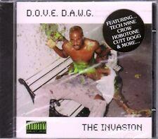 DOVE DAWG/THE INVASION CD [TECH N9NE/HOBOTONE/CUTT DOGG/D.O.V.E. D.A.W.G./RARE]