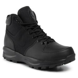 Nike Manoa Winterschuhe Stiefel Boot Outdoor Trekking Schwarz Herren 456975 001