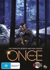 Once Upon A Time : Season 7 (DVD, 2018, 6-Disc Set)
