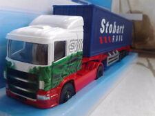 Camions miniatures blancs pour Scania