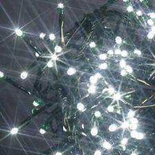 Giocoplast Natale 96 LED 9.5 Meter White Strobe  IP44 Xmas Christmas Lights New
