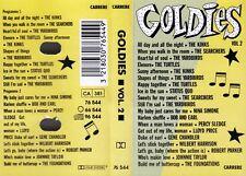 "K 7 AUDIO TAPE  ""GOLDIES"" (KINKS YARDBIRDS SEARCHERS TURTLES STATUS QUO....)"