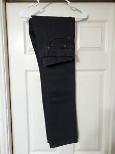 Gap Mens Black Jeans 30x32 Straight Fit