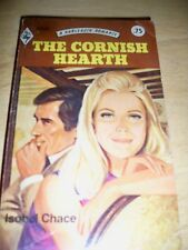 HARLEQUIN THE CORNISH HEARTH BY ISOBEL CHASE (PAPERBACK 1975)