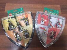 NEW Lego Kingdoms Battle packs 852921 and 852922, SEALED!