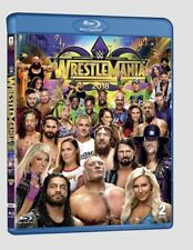WWE: WrestleMania 34 [New Blu-ray] 2 Pack, Ac-3/Dolby Digital, Dolby, Widescre