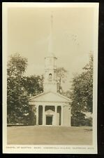Dearborn, Michigan, Greenfield Village, Chapel of Martha Mary (vintage(autoA#236