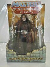 Masters Of The Universe MOTU Classics Dark Despot Skeletor William Stout