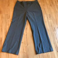 Talbot's Heritage Grey Women's Size 14 Petite Dress Pants